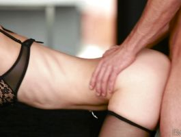 Stranger knows exactly when he should fuck appealing dark-haired latin Carol Vega until she begins screaming loudly