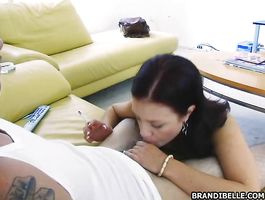 Raunchy gf and she loves to moan loud and clear