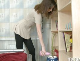 Astonishing perfection Kani got screwed from the back until she cummed