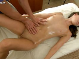 Immodest marvelous Milana loves getting long inches up her worked out copher