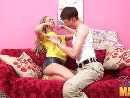 Overwhelming perfection Jewel got fucked in many positions until she started moaning and screaming from enjoyment