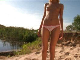 Beguiling Sasha Blonde has a perfectly tight a-hole that man likes more than anything