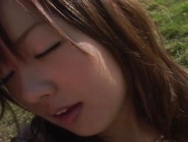 Luscious legal age teenager Miyu Hoshino got screwed and liked it a lot