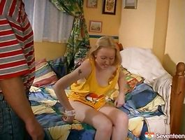Long time since delightful Donna B had her putz fucked in such eager hardcore
