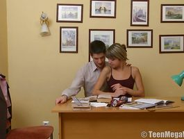 Divine babe Valya C is enjoying like never before while sucking a massive fat chopper