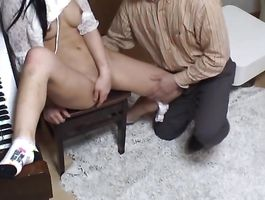 Succulent sweetie gets her juice tang plowed for all she's worth
