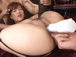 Astonishing bosomed playgirl Kokone Mizutani loves when someone wants to fuck her