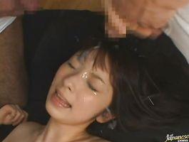 Raunchy Mari Fujisawa rides her experienced pal