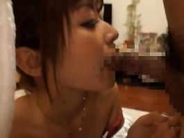 Delightful big titted bombshell Haruki Sato didn't turn off her camera while she was having sex with fellow