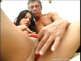 Sexual babe Nina is always doing her best to satisfy fuckmate who is paying her good