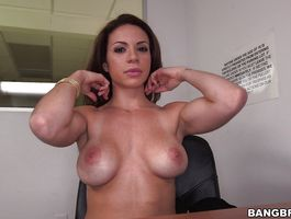 Foxy Kylie Rogue who craves cock all day